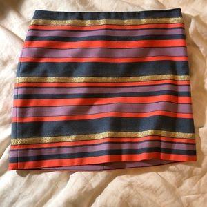 Mini J. Crew skirt
